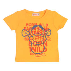 Carrot Baby Boys T-shirt